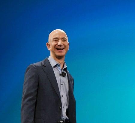 Porträt von Jeff Bezos