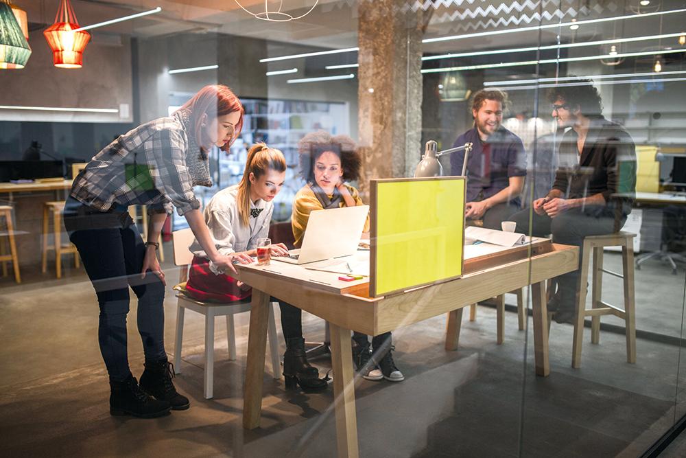 Open Workplace