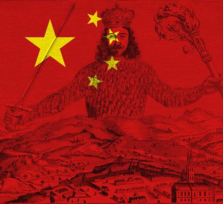 Illustration Weltmacht China