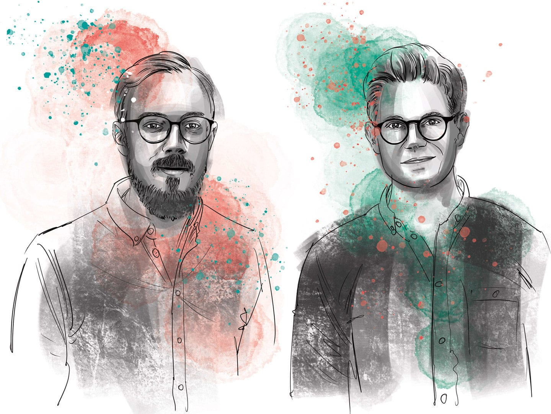 Illustration von Marc Süß und Michael Schmitt