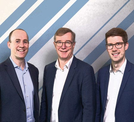 Roundtable mit Dr. Daniel Bartsch, Dr. Reiner Brüggestrat und Christoph Gratz