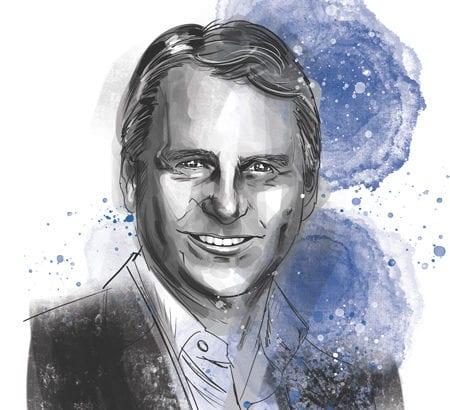 Ein Portrait von Mattias Ulbrich