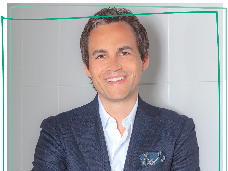 Portrait von Stéphane Waser