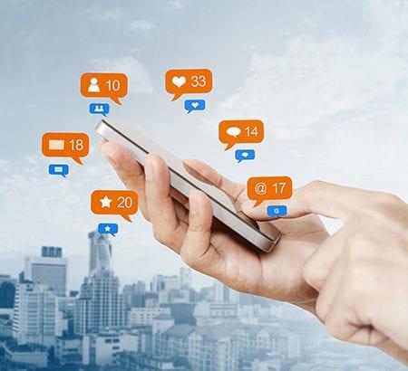 Social Media-Nutzung ist mobil
