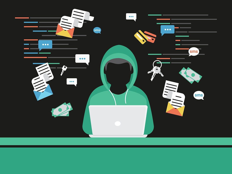 Hacker späht Passwörter aus