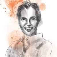 Illustration von Annika Zarenko
