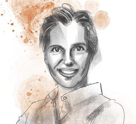 Ein Portrait von Annika Zarenko