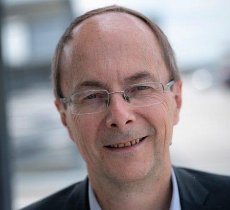 Ein Portrait von Dr. Kai Philipp