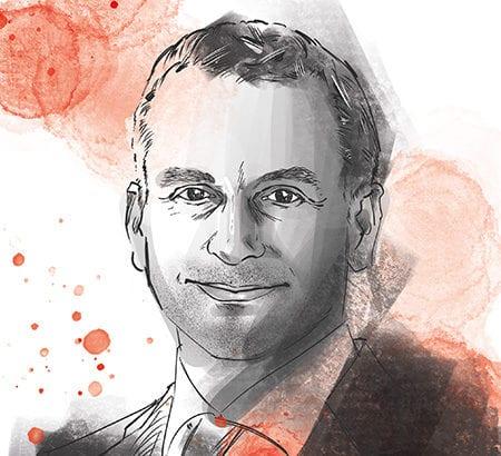 Porträt von Axel Deininger