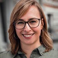 Sabrina Frahm, General Manager Social Media Week