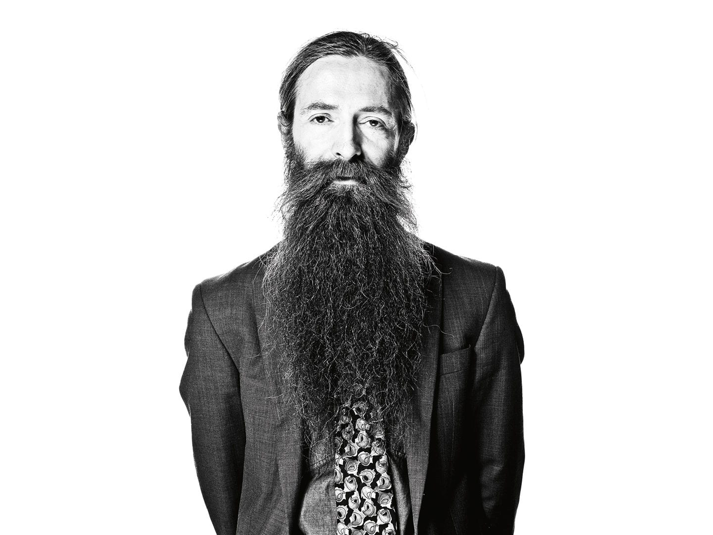 Altersforscher Aubrey de Grey
