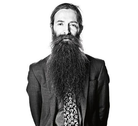 Altersforscher Aubrey de Grey