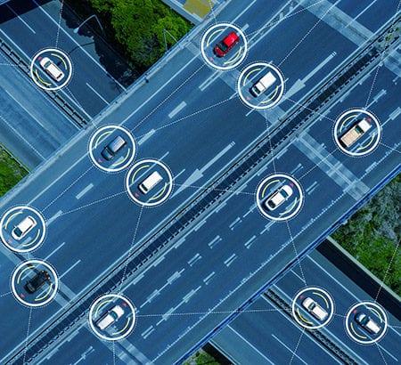 Ein vernetzter Straßenverkehr ist das Ziel von Toyota Kinto