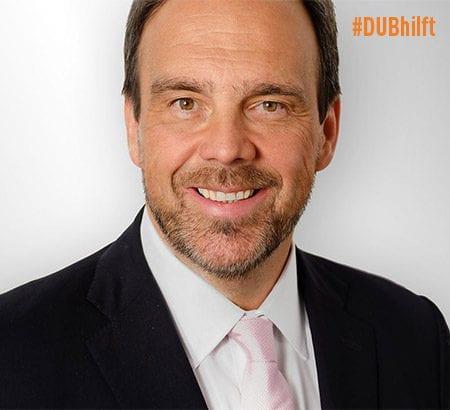 DUB Gratis-Video-Call mit Hagen Rickmann der zum Thema New Business spricht