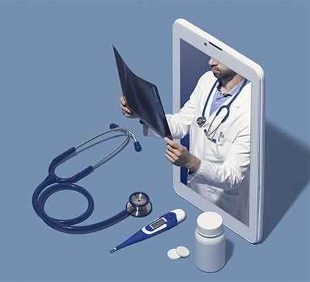 E-Health Gesundheitswesen digital machen