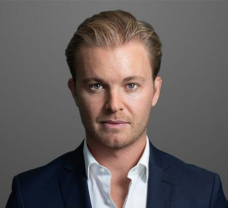 Nico Rosberg Rennfahrer Formel 1