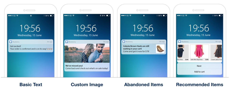 Overlays und Popups auf dem Smartphone