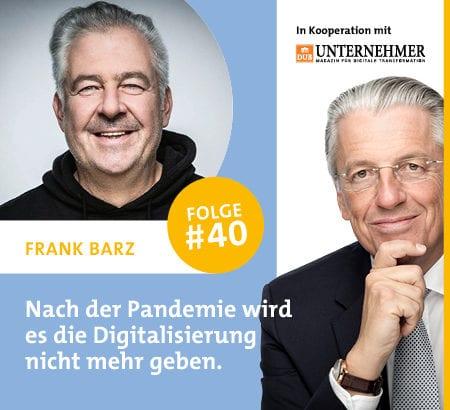 Diagnose: Zukunft! #40 mit Frank Barz