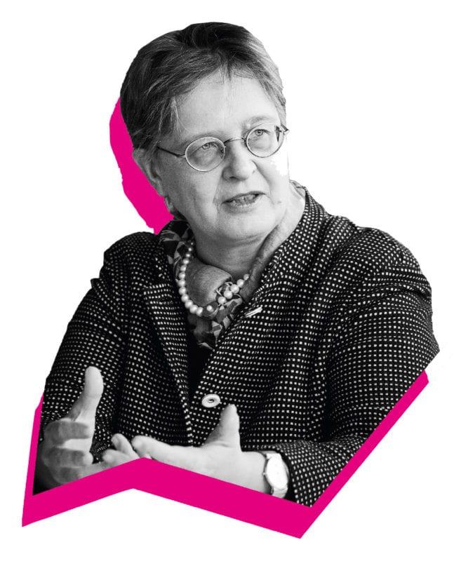 Porträtbild von Henriette Meissner