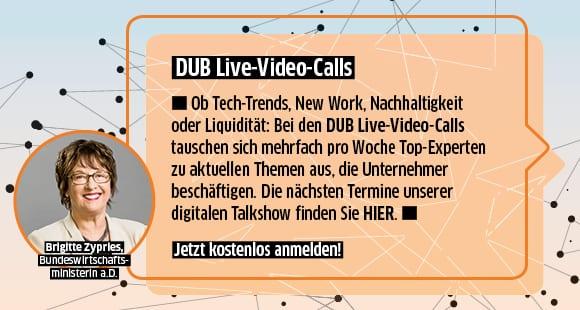 DUB Live-Video-Calls