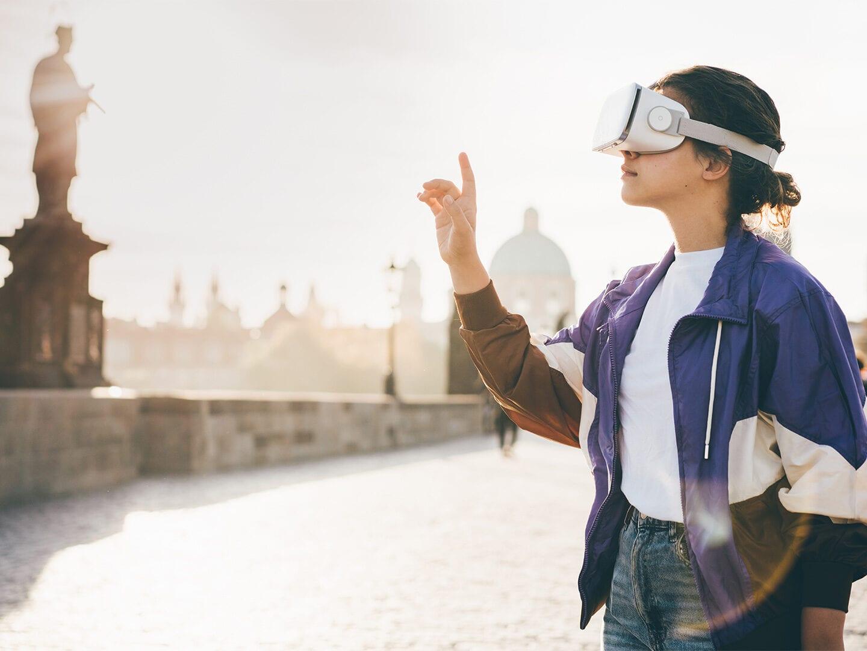 VR im Tourismus