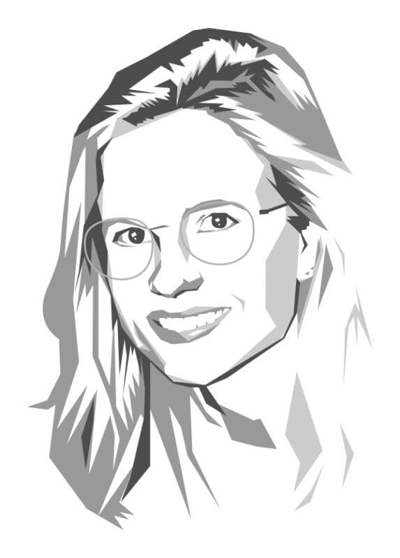 Illustration von Marie Moesgaard