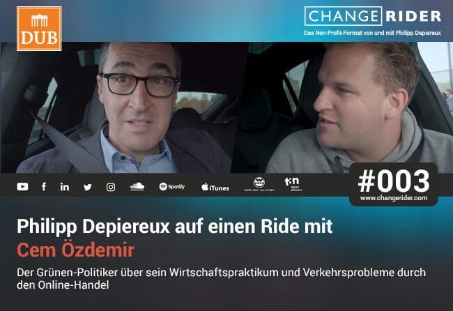 Thumbnail zum ChangeRider-Video