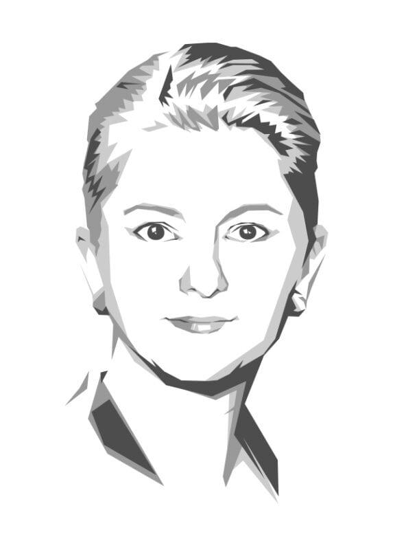 Porträt von Jessica Schwarzer