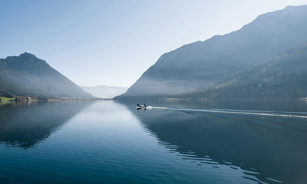 Eine Auszeit am Achensee