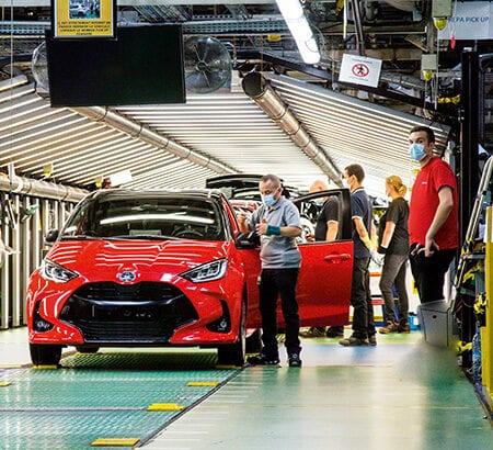 Toyota Yaris: Eine neue Hybridgeneration