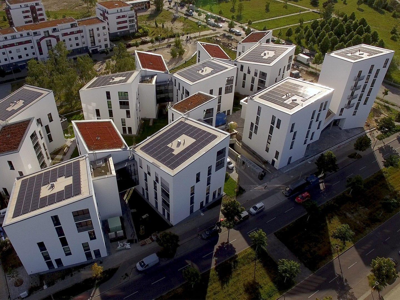 Smart City Future Living Berlin