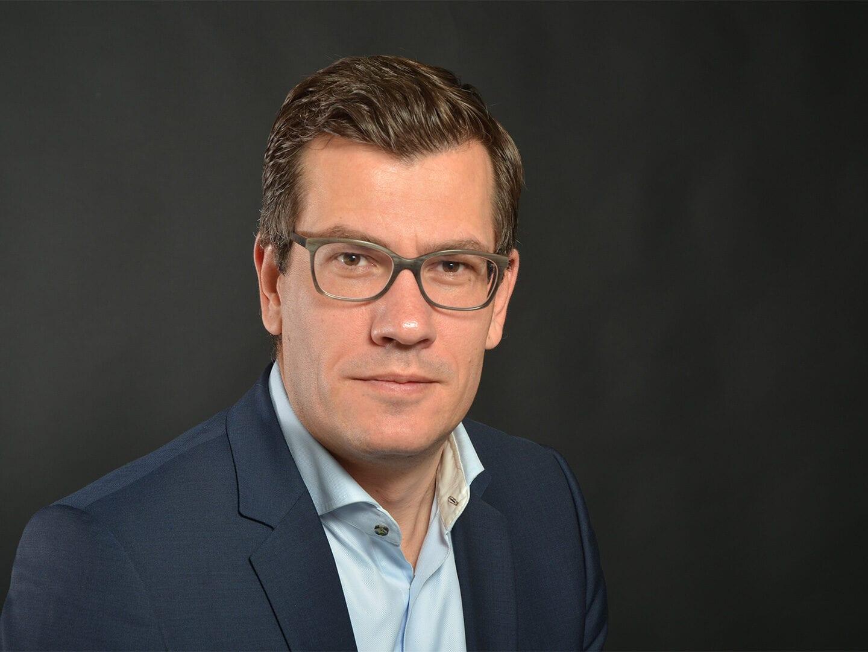 Porträt von Dr. Jens Thiemer