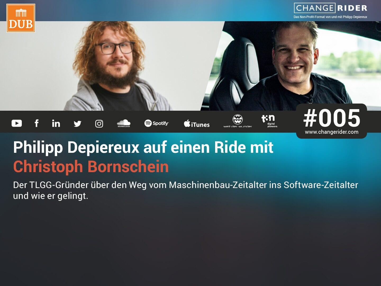 ChangerRider Interview mit Christoph Bornschein