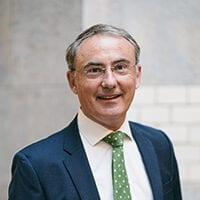 Porträt von Prof. Christoph Straub