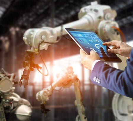 New Industry und Internet of Things