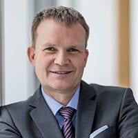 Porträt von Dr. Jens Baas, TK