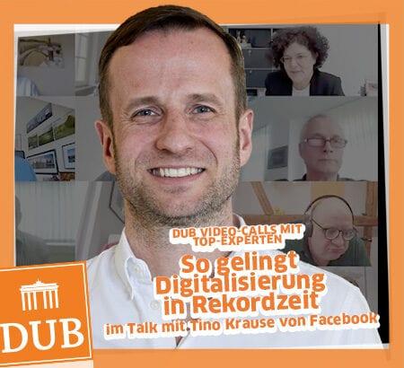 Business Talk Facebook Tino Krause