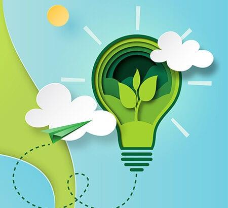 Papercut zu Nachhaltigkeit