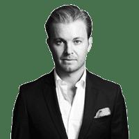 Portrait von Nico Rosberg