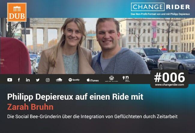 Thumbnail von ChangeRider-Video Folge 6 mit Zarah Bruhn