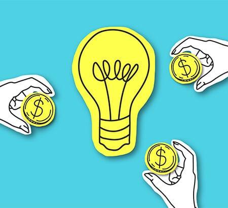 Innovative Geldanlage