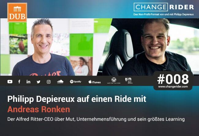 Interview mit Andreas Ronkern von Ritter Sport