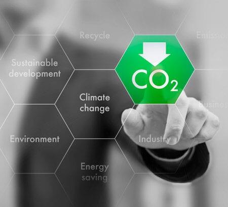 CO2-Fußabdruck verringern