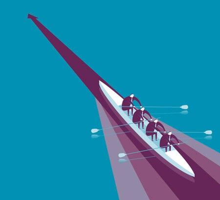 Für ein erfolgreiche Transformation braucht es zufriedene Mitarbeiter. Dafür muss die Belgeschaft mit ins Boot geholt werden.