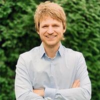 Ein Portrait von Stephan Kunert