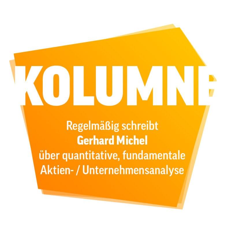 Kolumnenkasten von Gerhard Michel