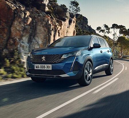 Der Peugeot 5008 nach Facelift