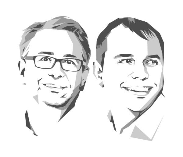 Illustration Stefan Heringer und Dr. Nikolaus Braun