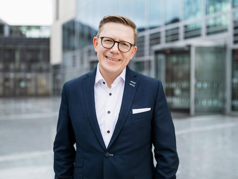 Portrait Dirk Bamberger
