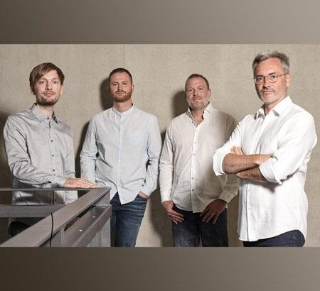 Gründer vom Start-up natif.ai